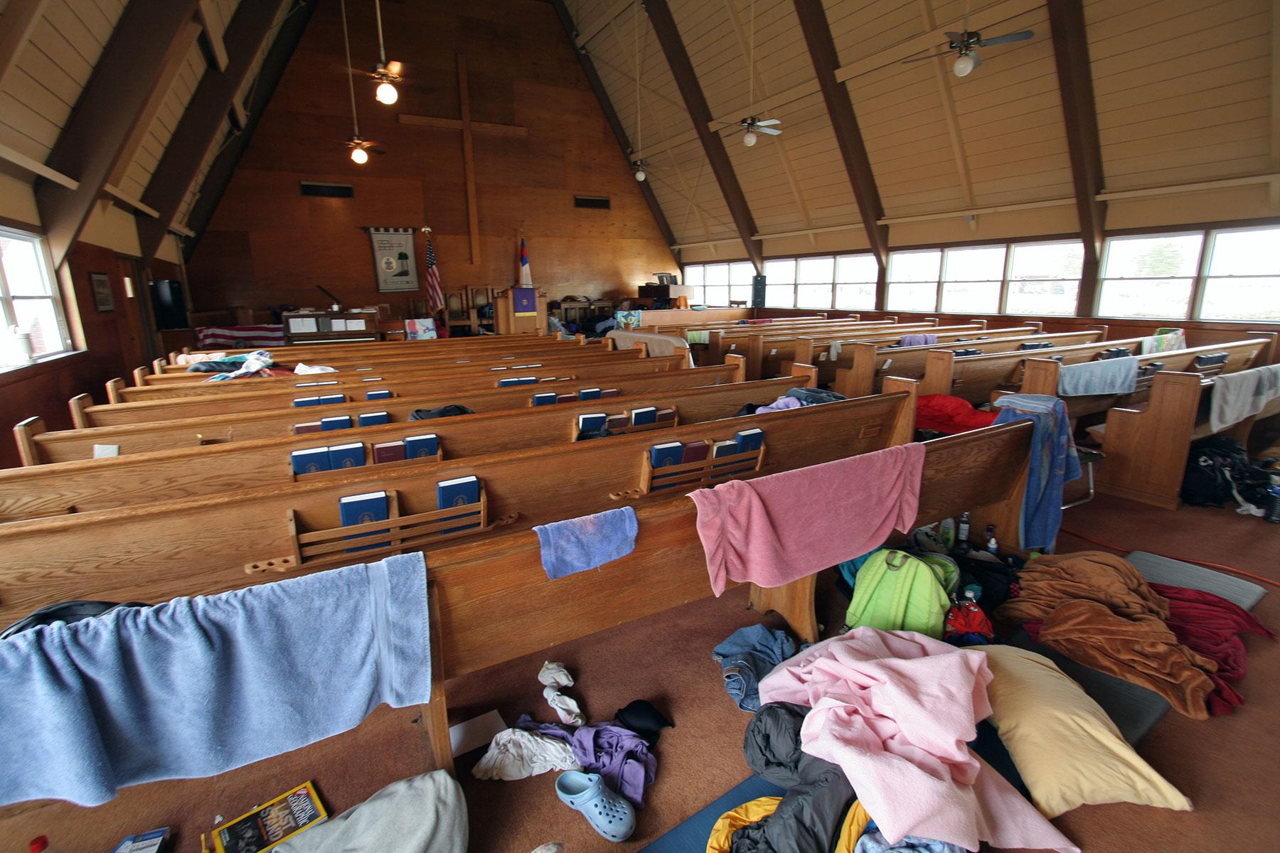 Kirchen Asyl